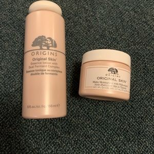 Origins original skin toner and moisturizer bundle
